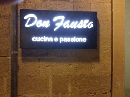 Don Fausto