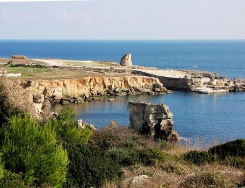 In barca nel Salento: da Castro a Santa Cesarea Terme